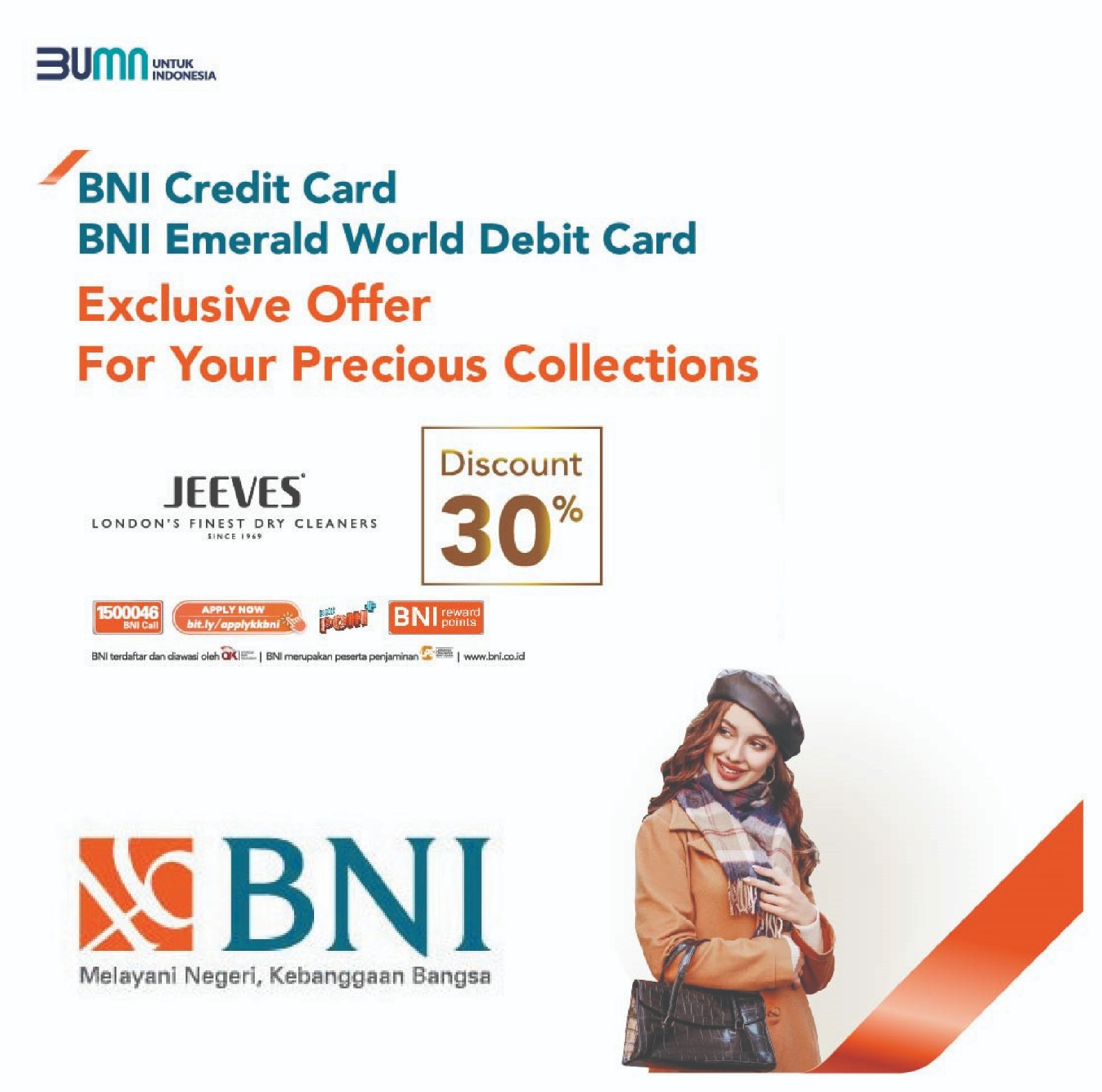 Promo Partnership BNI November 2020